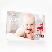 XXXL baby karta
