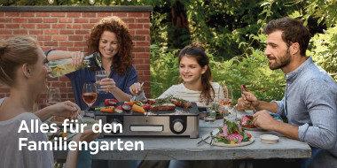 Alles für den Familiengarten