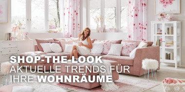 Shop-the-Look Aktuelle Trends für Ihre Wohnräume