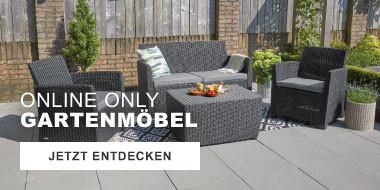 Online Only Gartenmoebel