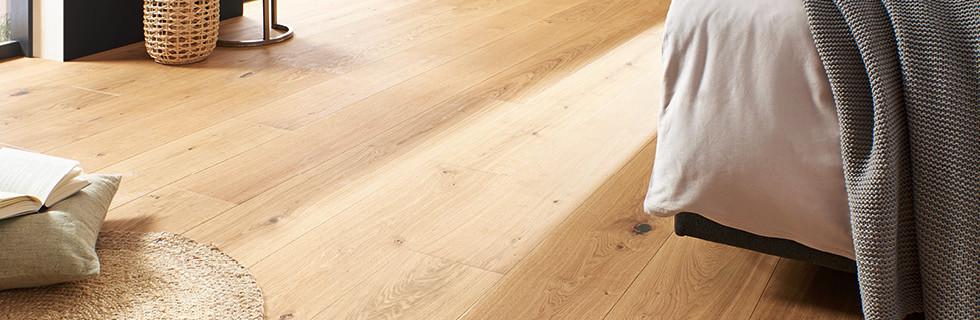 Heller Holzboden