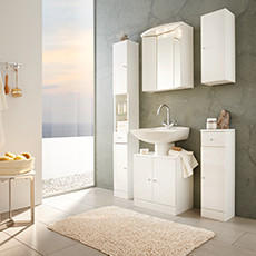 Badezimmerserie Small