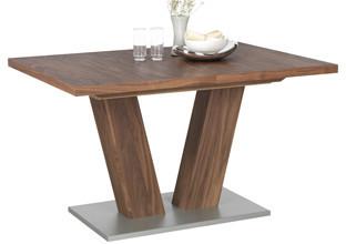 Jídelní stůl z pravého dřeva u XXXLutz.