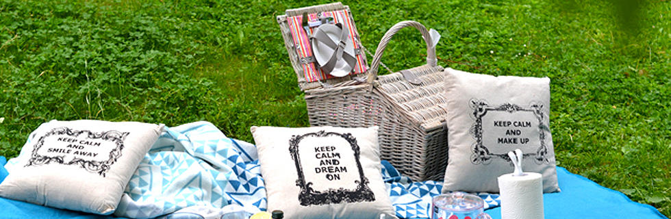 Piknik v naravi