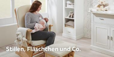 Stillen, Fläschchen & Co.