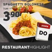 Restaurant Tagesangebot