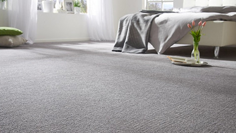 Teppichboden Grau