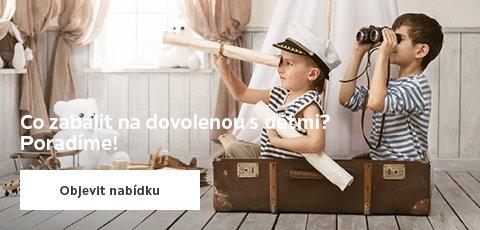 Dovolená s dětmi