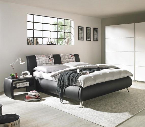 Obrovský výběr postelí v XXXLutz. Rámové postele, kontinentální postele, postele z masivu