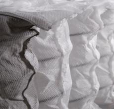 Boxspringbetten unterschiedlichen Matratzen, wie Tonnentaschenfederkern bei XXXLutz.