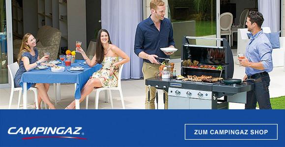 Campingaz - Grills und Zubehör