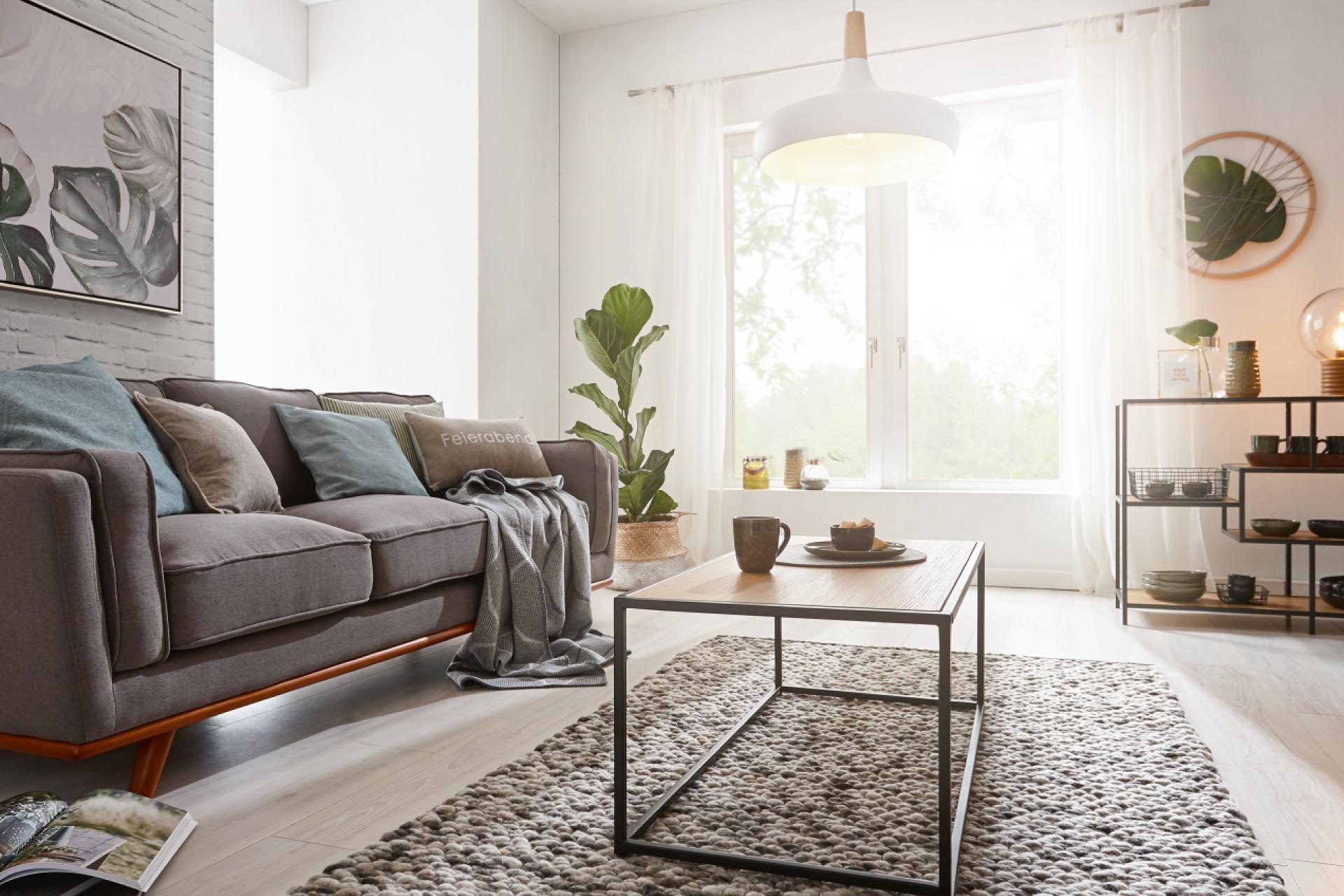 Online Only Wohnzimmer in Beige