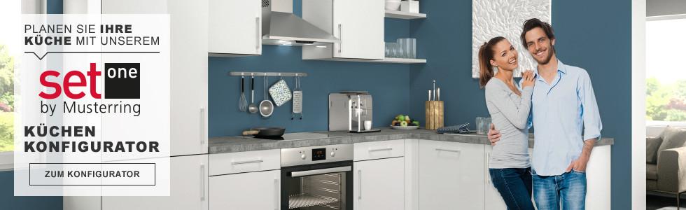 Küchenkonfigurator Set One by Musterring