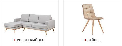 Polstermöbel und Stühle Lagerräumungsverkauf