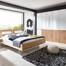Schlafzimmerserie Wales