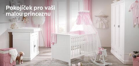 Pokojíček pro princezny