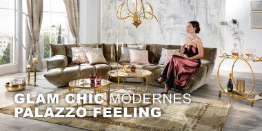 Glam Chic - Modernes Palazzo Feeling