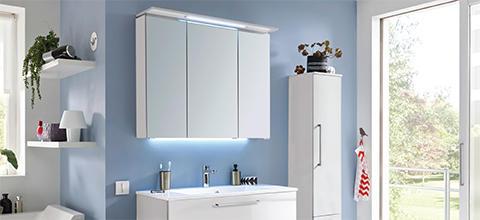 kupaonski ormarić s ogledalom