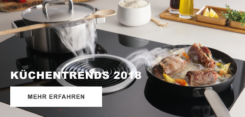 Kuechentrends 2018