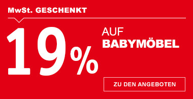 19 % MwSt. geschenkt