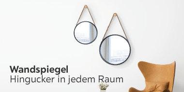 Wandspiegel Hingucker in jedem Raum