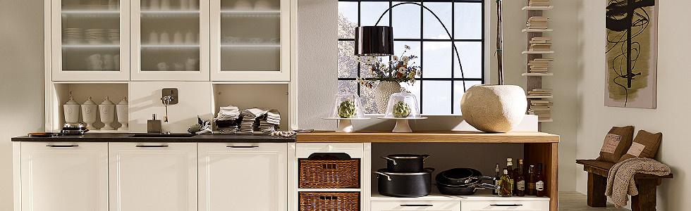 Landhausküche Küchenzeile