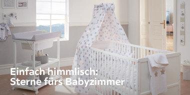 Einfach Himmlisch: Sterne fürs Babyzimmer