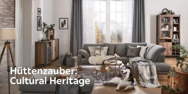 Hüttenzauber:  Cultural Heritage
