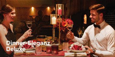 Dinner Eleganz Deluxe