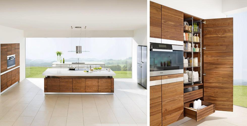 Holzküchen holzküchen natürliche materialien für ihre küche