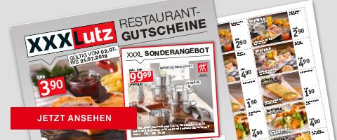 Aktuelle Speisepläne Der Xxxlutz Restaurants Xxxlutz
