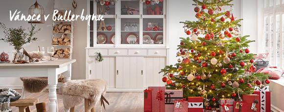 Klasické vánoční dekorace