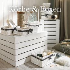 Landscape Koerbe und Boxen entdecken