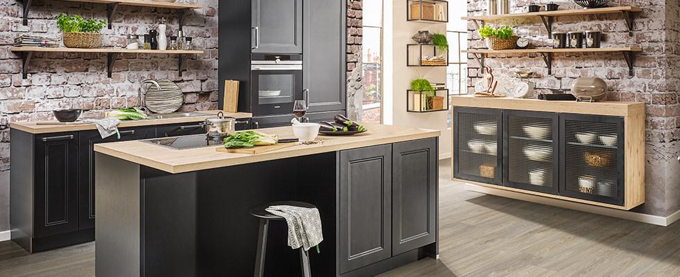 Küchenarbeitsplatten im Überblick