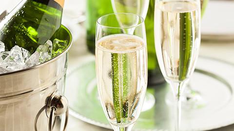 Sklenice na sekt & na šampaňské