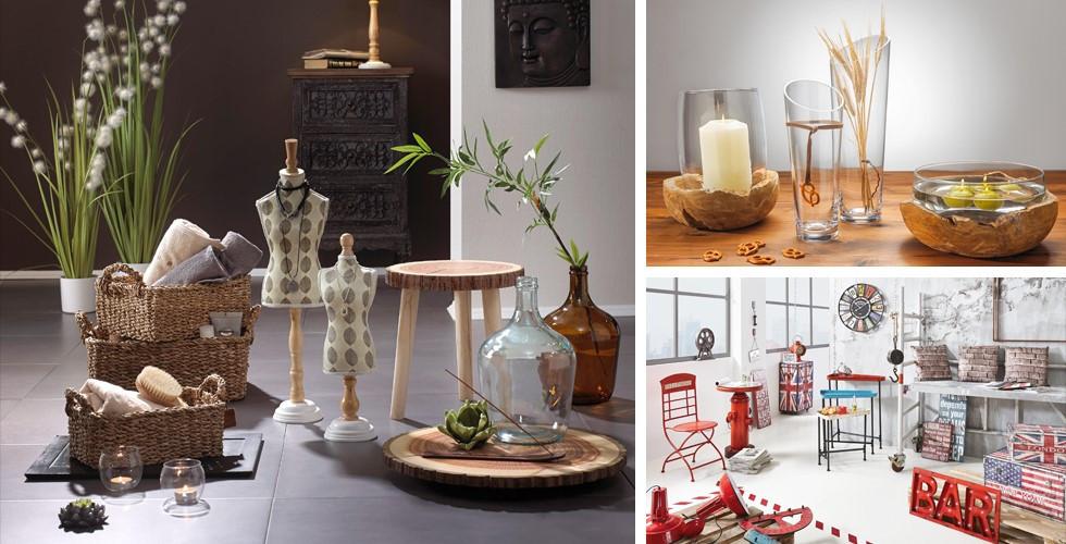 Akzente setzen mit Accessoires vom XXXLutz – Vorhang, Bettwäsche, Vasen, Bilder.
