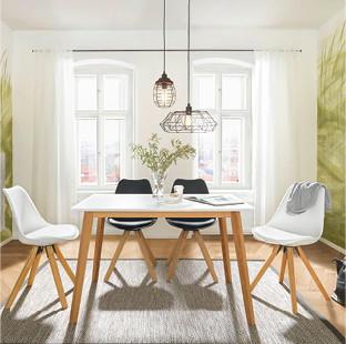 Charakteristisch Für Skandinavische Möbel Ist Jedoch Meist Eine  Kombination, Nämlich Aus Hellen Hölzern Und Elementen In Zarten Farben Wie  Beige, ...