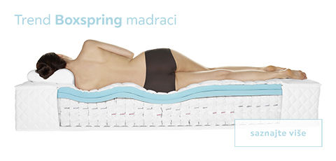 boxspring madraci