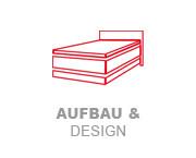 Boxspringbett Prinz Klassik - Aufbau & Design