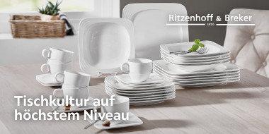 Ritzenhoff Breker - Tischkultur auf höchstem Niveau