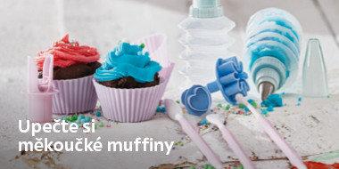 Jak upéct muffiny