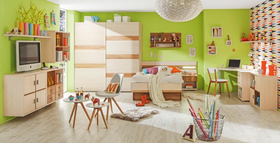 Komplettlösungen für das Kinder- und Jugendzimmer in allen Preisklassen gibt es bei XXXLutz.