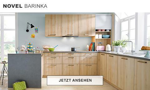 Charmant Novel Barinka Küche U Form Holz