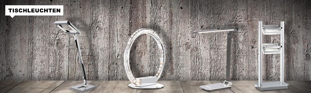 Moderne Tischleuchten aus Metall