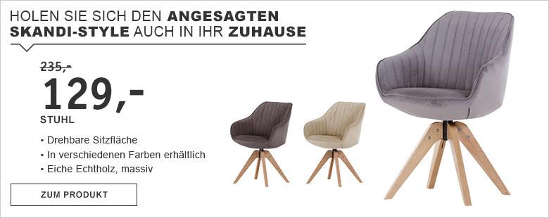highlight stuhl - Drehbare Ledersthle Wohnzimmer
