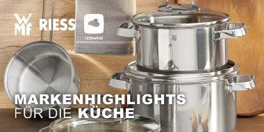Markenhighlights für die Küche