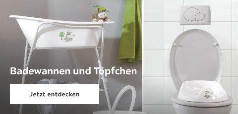 Baby Badewanne Töpfchen