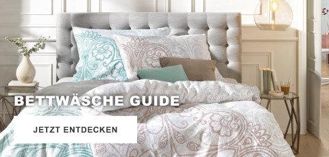 Bettwäsche-Guide Eyecatcher im Schlafzimmer