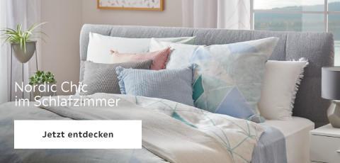 Nordic Chic Schlafzimmer