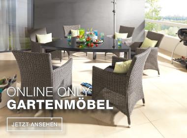 Online-Only-Gartenmöbel